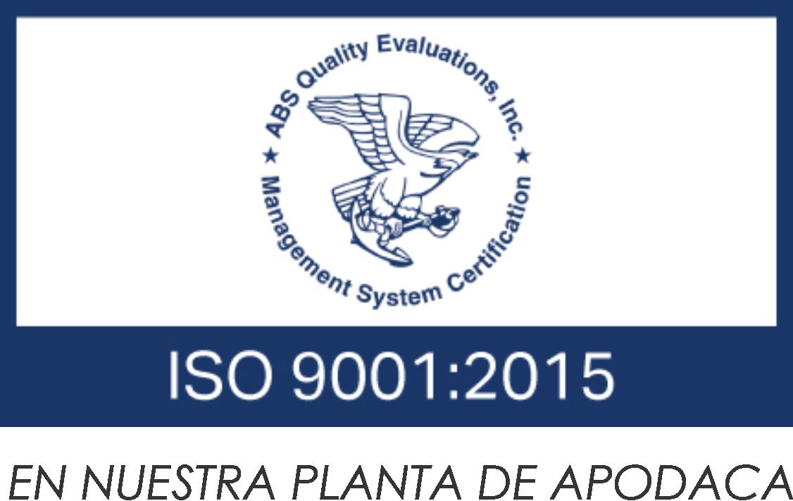 ABS Quality Evaluations - Management System Certification - En Nuestra Planta de Apodaca